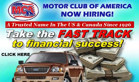 Mca benefits testimonials partner with billy Motor club of america careers